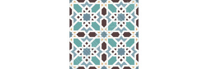 Mediterranean Floor Tiles by Original Mission Tile