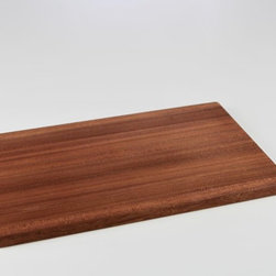 Mahogany Cutting Boards - Classic appeal in a rich Mahogany wood that will make your friends envious!