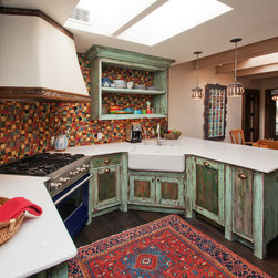 Canyon Road Remodel - The Kitchen -