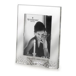 "Waterford Crystal Lismore ""Essence"" Frame -"