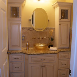 Traditional Bathroom Vanity Home Design Ideas Photos In Orlando