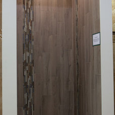 Contemporary Tile by Keim Lumber Company