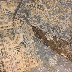 Showroom Products - Silken Allure is densely woven and meticulously hand-washed.  Offered in roll runners (stairs) and area rugs.