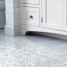 Wall And Floor Tile by Point One Architects