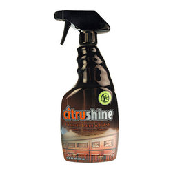Bryson - Bryson Appliance Citrushine Non-Toxic Cabinet Polish For Wood - 6 Pack - Is specifically formulated to gently clean and restore a beautiful luster to your kitchen cabinets, and it protects your cabinets from watermarks and other would be stains. Ideal for laminate, painted cabinets, and sealed wood. This product is NOT formulated for wood floors or other surfaces that should not become slippery. Citrushine Cabinet Cleaner and Polish is also biodegradable, non-toxic, non-flammable, non-corrosive, non-caustic, and phosphate free. Restores a beautiful luster to your wood cabinets. Cleans even tough dried on food spatter, Non-Toxic, non-corrosive, non-flammable, and biodegradable. . Citrushine Cabinet Cleaner and Polish is also biodegradable, non-toxic, non-flammable, non-corrosive, non-caustic, and phosphate free. . . .