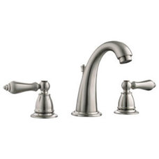 Modern Bathroom Faucets And Showerheads by Knobs and Beyond