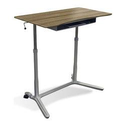 Jesper Office | Sit-Stand Adjustable Standing Desk -