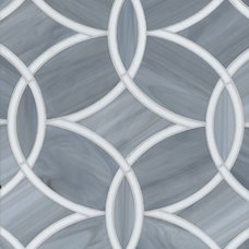 Transitional Mosaic Tile by ANN SACKS