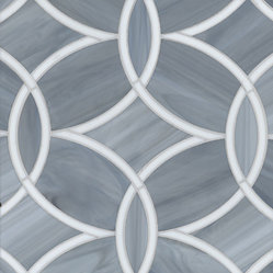 Beau Monde Mosaic Glass Tile