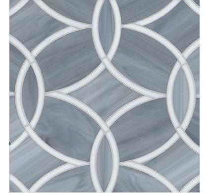 Transitional Mosaic Tile by ANN SACKS