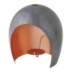 Candle dome E.D. 15 By Thomas Eyck - The 096 Candle Dome from Thomas Eyck is made of copper. The gorgeous design of the Candle Dome belongs to the copper collection of Thomas Eyck.