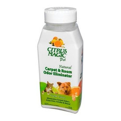 Citrus Magic Carpet And Room Odor Eliminator - 11.2 Oz - Citrus Magic Carpet and Room Odor Eliminator Description:
