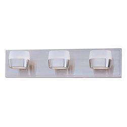 """ET2 - ET2 E21133 Ellipse 21"""" Wide 3-Bulb Bathroom Light Fixture - Product Features:"""