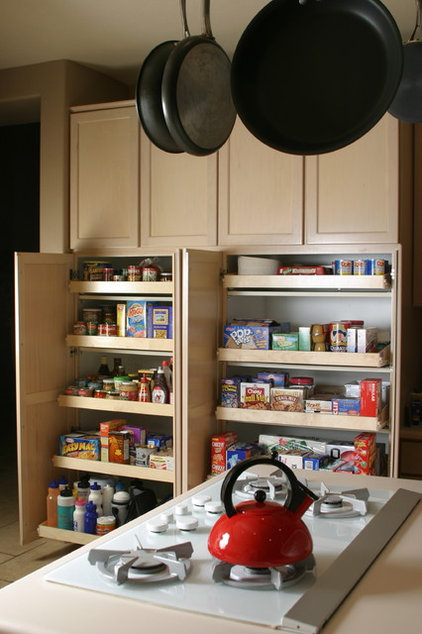 Traditional  by The Pullout Shelf Company