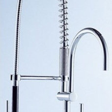 contemporary kitchen faucets by abt.com