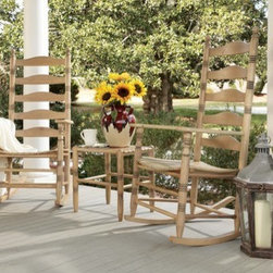 Kincaid - Kincaid Homecoming Porch Rocker 33-040SKU: 33-040Collection: HomecomingWeight(lbs): 34Volume: 22.533-040 Porch Rocker- W 26 . D 30 . H 45-3/4 inArm Height: 26-1/2 in- Seat Height: 17 inSeat Depth: 18 inManufacturer: Kincaid Furniture