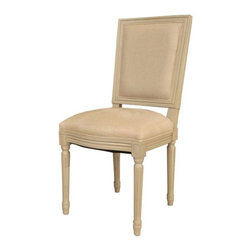 Pauline Side Chair from Kendall Wilkinson Design - $675 on Chairish.com -