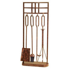 Craftsman Fireplace Accessories by Lamps Plus