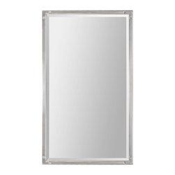 Ren Wil - Ren Wil MT1357 Aviation Rectangle Mirror - Specifications: