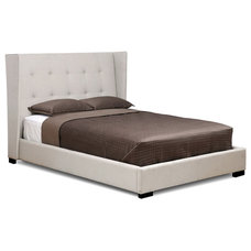 Contemporary Beds Roma Queen Bed