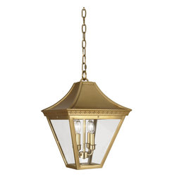Robert Abbey - Charleston Pendant - There's something distinctly debonair about this classic pendant lamp. When you know your hallway needs a stately pick-me-up, use this light to showcase your great taste and classic sense of style.