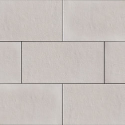 "Coronado Stone Products - Coronado Smooth Limestone Tile - Color: Cream - Stone Veneer Tile - Coronado Smooth Limestone Tile - Color: Cream - 12""x24"" Stone Veneer Tile"