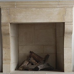 contemporary fireplaces by Alkusari Stone