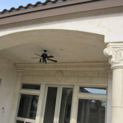 Architectural Trim and Accents - Architectural Trim and Accents for windows, doors, columns, balustrade systems.