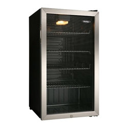 Danby - Danby 120 Can Beverage Center - Features: