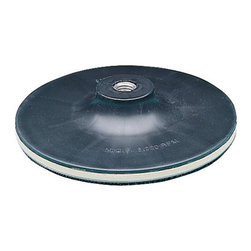 None - 3M Hook and Loop Disc Pad Holder - Diameter: 7 inch Arbor thread TPI or pitch: 5/8 inch-11 INT Maximum speed: 6000 rpm