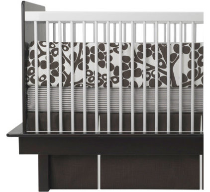 modern baby bedding by Layla Grayce