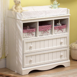South Shore Andover Changing Table South Shore S