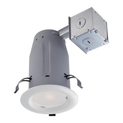 """Designers Fountain - Designers Fountain LED3730-WH 3"""" LED Recessed Kit - White Finish"""