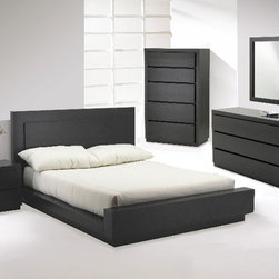Castella Designer Platform Bedroom Suite By Huppe - High quality contemporary furniture for bedroom and modern entertainment furniture has become the speciality of Canada based design house,Huppe. The Castella Designer Platform Bedroom suite is a sophisticated option for the basic furniture needs of every bedroom. Modern and sleek in nature,this bedroom suite also offers maximum optimization of space with the items that it includes.