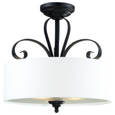 Traditional Flush-mount Ceiling Lighting by We Got Lites