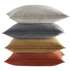 Contemporary Decorative Pillows by Crate&Barrel