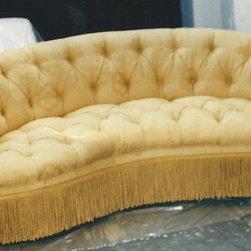 Past Projects - Custom made sofa by Francesco Severino!