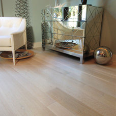 Contemporary Hardwood Flooring by Burchette & Burchette Hardwoods
