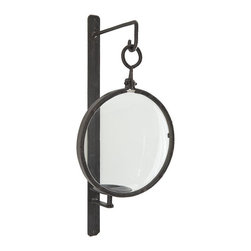 Wall Sconce With Magnifying Glass : Shop Magnifying Glass Desk Wall Sconces on Houzz