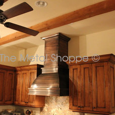 Kitchen Products by The Metal Shoppe, Custom Metal Design, Fabrication