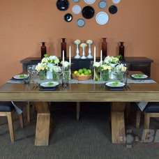 Contemporary Dining Tables by BBO Poker Tables