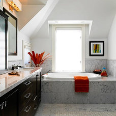 Eclectic Bathroom Vanities And Sink Consoles by High Country Kitchens