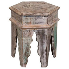 Eclectic Side Tables And Accent Tables by Lamps Plus