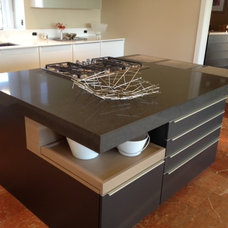 Modern Kitchen Countertops by Counter Culture