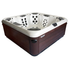 Contemporary  by Bullfrog Spas