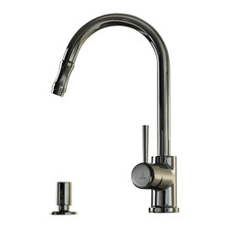 WS Bath Collections - WS Bath Collections Evo Kitchen Sink Mixer - Features: