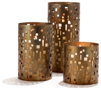 contemporary candles and candle holders by Provide