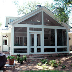 traditional porch by Phoenix Renovations