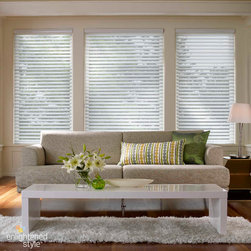 Enlightened Style - Window Shadings by Enlightened Style - Enlightened Style Window Shadings available at Budget Blinds.