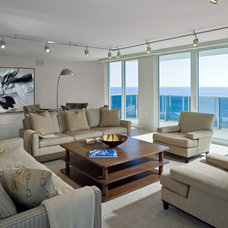 Contemporary  by Fredman Design Group